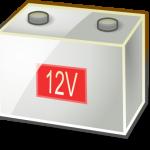 batterie decharge lente