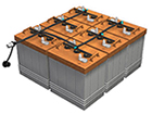 bank battery